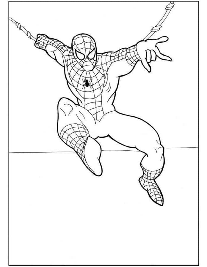 Coloring Pages Spiderman Ideas - Whitesbelfast | 900x700